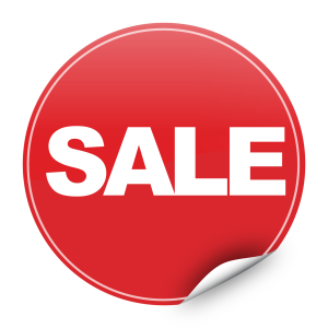 Sale-Sticker